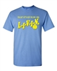 You Just Gotta Keep On Livin Men's T-Shirt (1428)