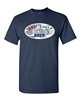 Red White and Brew Men's T-Shirt (1441)