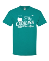 Catalina Wine Mixer Step Brothers Men's T-Shirt (1465)