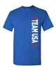 Rio Team USA 2016 Olympics Men's T-Shirt (1470)