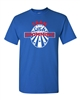 Swimming Team USA Olympics Men's T-Shirt (1473)