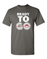 Pokemon Go Ready to Go Men's T-Shirt (1476)
