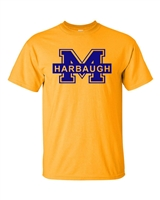 Jim Harbaugh Michigan Men's T-Shirt (1017)