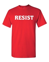 Resist Anti Donald Trump Rally Men's T-Shirt (1590)