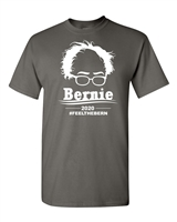 Bernie Sanders for President 2020 Men's T-Shirt (1604)
