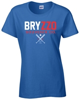 BRYZZO Souvenir Company LADIES Junior Fit T-Shirt (1499)