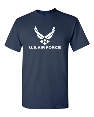 US Airforce Logo Men's T-Shirt  (1659)