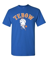 Tim Tebow Baseball Men's T-Shirt (1657)
