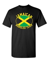 Jamaican Bobsled Team 30th Anniversary Men's T-Shirt (1713)