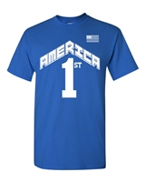 America First USA Men's T-Shirt (1752)