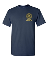 FBI Academy Quantico VA Men's T-Shirt (1805)