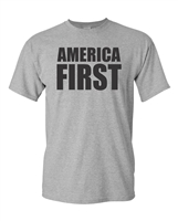 America First Men's T-Shirt (1813)