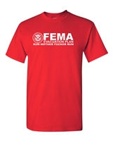 FEMA Evacuation Plan Men's T-Shirt (1850)