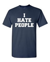 I Hate People Men's T-Shirt (1852)