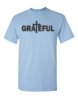 Grateful Men's T-Shirt (1862)