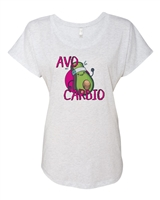 Avo Cardio Ladies SUBLIMATION T-Shirt (NL6760)