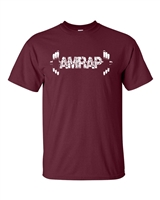 AMRAP Crossfit Men's T-Shirt (819)