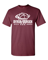 Byron-Bergen Basketball Men's T-Shirt (5000)