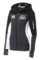 Byron Bergen Basketball Ladies Full Zip Jacket (LST245)