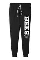 Byron-Bergen Basketball Bella+Canvas Unisex Jogger Sweatpants (BC3727)