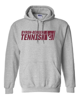 Byron-Bergen Tennis Hooded Sweatshirt (18500)