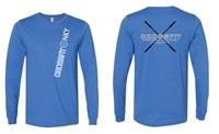 Crossfit NKY Bella Canvas Unisex Jersey Long Sleeve Tee (3501)