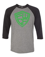 Ft. Wright Cross Fit Unisex Baseball T-Shirt (3200)