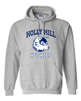 Holly Hill Spirit Wear Huskies Hoodie