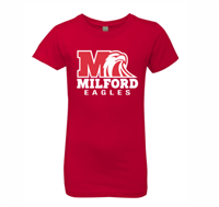 Milford Eagles Girls/Ladies Princess T-Shirt (3710)