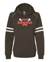 Milford Lacrosse Woman's Hooded Sweatshirt (8674)