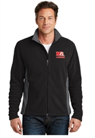 Milford Lacrosse Men's Full Zip Fleece Jacket (216)