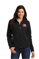 Milford Lacrosse Ladies Full Zip Fleece Jacket (L217)