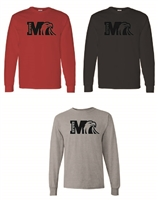 Milford Eagles Long Sleeve T-Shirt (#1-M)