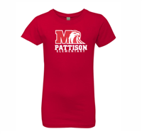 Pattison Elementary Girls/Ladies Princess T-Shirt (3710)