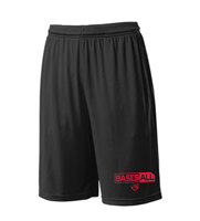 New Richmond Baseball Pocket Shorts (st355p)