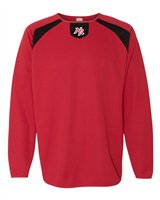 New Richmond Baseball Rawlings Home Plate Fleece Pullover (9705)