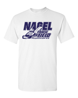 Nagel Track & Field White T-Shirt (5000)