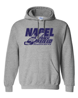 Nagel Track & Field Hooded Sweatshirt (18500)
