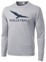 Nagel Volleyball Dri-Fit Long Sleeve T-Shirt (Sport Tek)