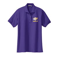 Pavilion Faculty LADIES Silk Touch Polo Shirt (L500)