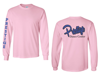 Prestige Dance Center Long Sleeve T-Shirt (5400)