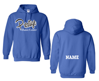Prestige Dance Center Hooded Sweatshirt