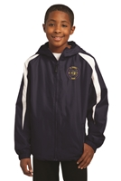 St. Veronica Cross Country Youth Fleece-Lined Jacket (YST81)
