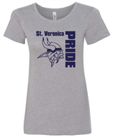 St. Veronica PRIDE Girls/Ladies T-Shirt (#3 NEW)