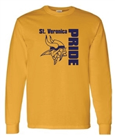 St. Veronica PRIDE Long Sleeve T-Shirt (#3 NEW)
