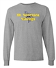St. Veronica Vikings (Head) Long Sleeve T-Shirt (#5 NEW)