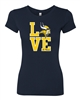 St Veronica Girls/Ladies Love Tshirt (design #1)