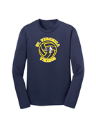 St. Veronica Volleyball Youth/Adult Sport Tek Long Sleeve T-Shirt (ST350LS)
