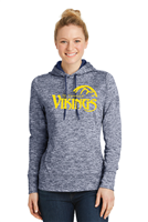 St. Veronica Volleyball Ladies Hooded Sweatshirt (LST225)