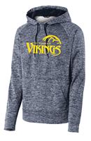 St, Veronica Volleyball Youth/Mens Hooded Sweatshirt (ST225)